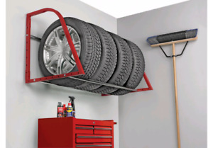 Steel Tire Rack