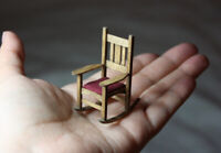 300 miniature rocking chairs are for sale on Nov. 16th!