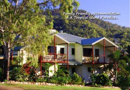 MAGNETIC ISLAND - THREE HOME OCUPATION BUSINESSES Horseshoe Bay Townsville City Preview