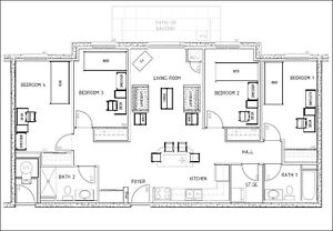 Leasing for May and September 2017 Kitchener / Waterloo Kitchener Area image 9