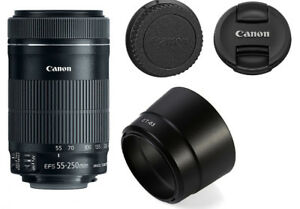 Canon EF-S 55-250mm f/4-5.6 IS STM for APS-C