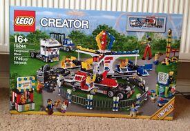 Lego Creator Fairground Mixer New