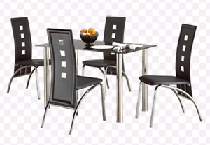 Dining table and chairs for sale must go today !!!!
