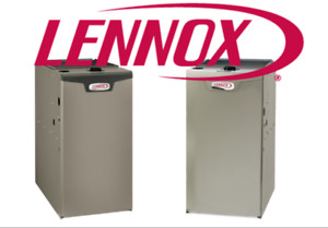 2 stage gas furnace $2200 including installation, $1700 rebate