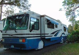 Motorisé 1998 vendre ou échangerais pour une roulotte