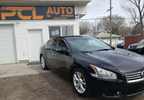 2014 Nissan Maxima 3.5 SV!ACTIVE!BACKUP CAM!HEATED SEATS!SUNROOF
