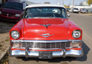 1956 Chevrolet Bel Air - trade for real estate or classic auto
