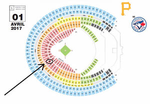 Blue Jays vs Pirates  ( Toronto vs Pittsburgh )