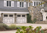 Garage doors - Financing available! Residential & commercial