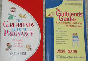 Girlfriends Guide to: Pregnancy & 1st Year of Motherhood 2 Books