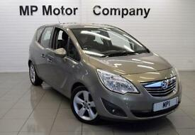 2013/63-VAUXHALL MERIVA 1.3CDTI 16V ( 75PS) TECH LINE 5DR ECO DIESEL MPV,1 OWNER