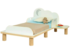 World Apart Toddler Bed with Night Light