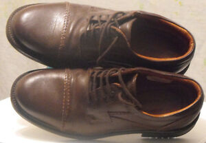 Dark Brown Shoes for Men & Velcro Shoes for Men