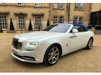 ROLLS ROYCE DAWN 6.6 V12 TWIN TURBO AUTOMATIC * FASHION EDITION IN COBALT BLUE *