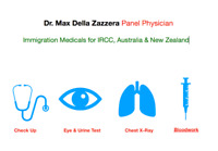 Panel Physician - Immigration Medicals