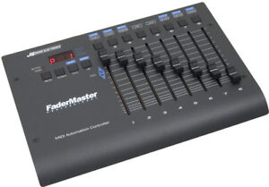 JLCooper FaderMaster Pro - 8 Fader MIDI Automation Controller