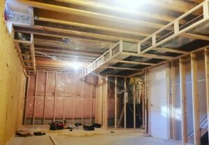 All Home Renos Inside or Out! Flooring, Finished Basements