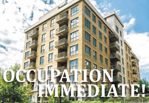 Modern condo 4-1/2 next to Centre Claude Robillard