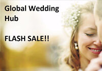 WEDDING VENDORS - FLASH SALE