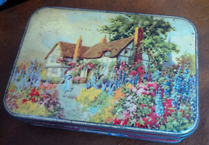 Vintage Tins Kitchener / Waterloo Kitchener Area image 3