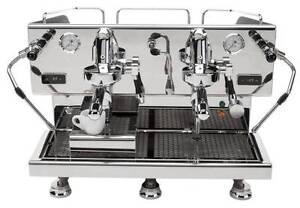Brand New ECM Controvento Due Home Coffee Machine. Roselands Canterbury Area Preview