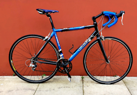 "Orbea ment road bike 57cm""23"