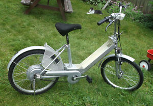 JS Electric Bicycle - Needs Battery