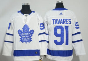 John Tavares Toronto Maple Leafs White Jersey Medium
