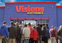 $20 Off at Visions Electronics Any Purchase