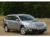 Subaru Outback 2.0D NavPlus 2011MY SE AWD Grey Metallic