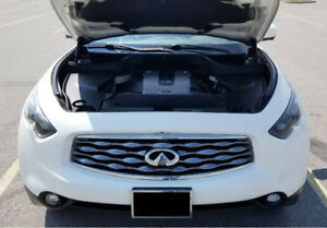**MINT** 2009 Infiniti FX35 Safety certified included.