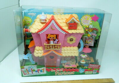 Mini Lalaloopsy Playhouse Sew Magical! Sew Cute! Unopened, Dolls & Flowers, FUN! for sale  Borrego Springs
