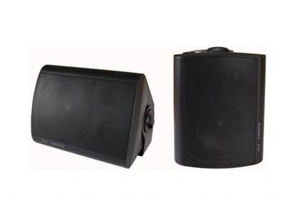 DLS MB5i BLACK - HOME AUDIO MB5-2-way all weather multibox speakers - FREE SHIP