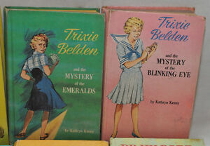 Lot of hard cover vintage novels from 1950's and 1960's Kitchener / Waterloo Kitchener Area image 3