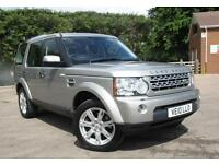 2010 10 Land Rover Discovery 4 3.0TDV6 4X4 Auto XS