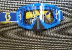 Scott & Smith Motocross dirt bike goggles