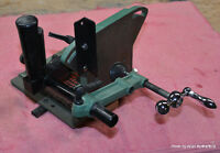 Table Saw Tenoning Jig - General