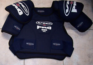 Selection of 6 Pair of Ice Hockey Shoulder Pads London Ontario image 10