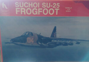 Hobby Craft Suchoi SU-25 Frogfoot Model