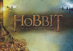 The Hobbitt Desolation of SMAUG Base Card Set - 72 cards