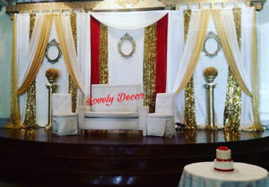 Customized decoration available for any occasion
