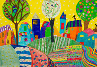 Nature Medley Arts Camp for Children August 8 - 12 Ages 6 to 13
