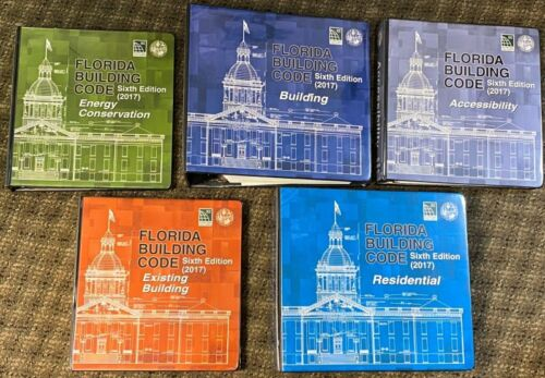 5 Florida Building Code Sixth (6th) Edition (2017) Building Residential Existing