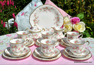 ISO Paragon Victoriana Rose Dishes