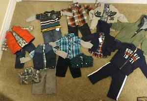 Toddler Boys Clothes - Lot size 12 months Kitchener / Waterloo Kitchener Area image 2
