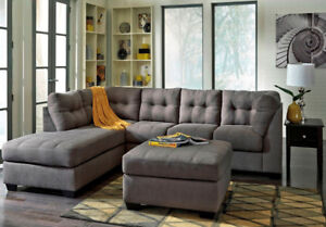 Today Special Ashley 45200  Sectional