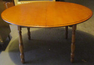 Solid wood dining table 4 sale