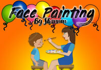 Face Painting By Shannon