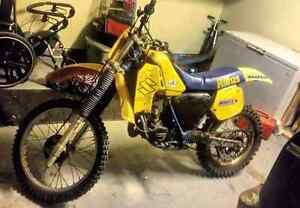 1984 rm 125 trade or obo