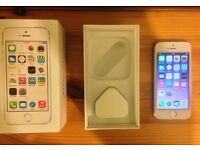 IPhone 5s all networks 16GB Great condition (read description)